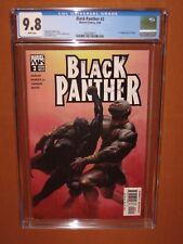 Black Panther 2 CGC 9.8 WHITE pages HIGHEST CGC GRADE! 2005 1st Shuri!12 HD pix!
