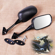 1 Pair Motorcycle Rear View Mirror Rearview Fit for Honda CBR 600RR 04-11 1000RR