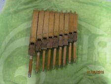 1929 Original Unc Chapel Hill Organ Choir Flute d'amour Wood Pipes Med 4 Left