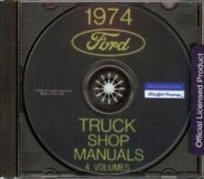 Repair Manuals & Literature for 1974 Ford F-100 for sale ...
