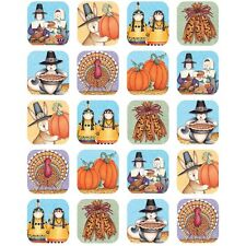 Dm We Are Thankful Stickers Teacher Created Resources Tcr4766