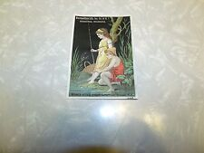 Metropolitan Life Ins. Co. Industrial Insurance Children in Togas Fishing NY