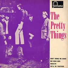 "PRETTY THINGS ""DON'T BRING ME DOWN"" ORIG UK 1964 EX/EX"