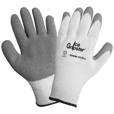 Global Glove 300In - Ice Gripster -Rubber Dipped Low Temperature Gloves Xl 1 Doz