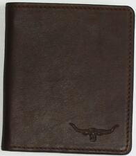 RM Williams Kangaroo TriFold Wallet  Brown (Chestnut)
