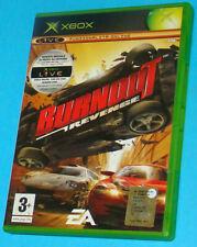 Burnout Revenge - Microsoft XBOX - PAL