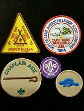 Boy Scout badges California Canadian