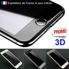 VITRE verre trempé 3D  Iphone 6 / 6S PROTECTION ECRAN BLANC / NOIR / ROSE