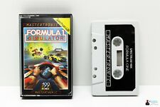 Sinclair ZX Spectrum 48k GIOCO-FORMULA 1 Simulator-completamente in guscio OVP