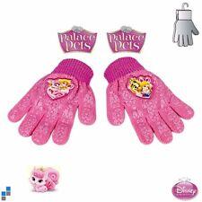 Disney Princess Kinderhandschuhe Mädchen Winter Handschuhe mit PVC Aufdruck NEU