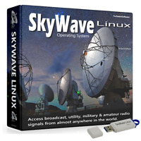 SkyWave 2020 Access World Radio Broadcasts HAM,Military,Air,SDR,Maritime Signal