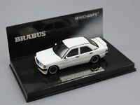 Minichamps 1:43  Brabus 190E 3.6S  1989  white