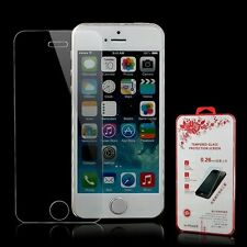 Explosion-proof Tempered Glass Screen Protecter for iPhone SE 5s 5 (with Package