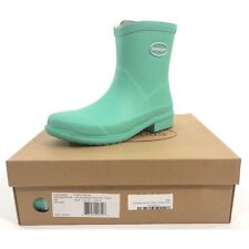 Havaianas Women's Galochas 8W Light Green Mid Rain Boots