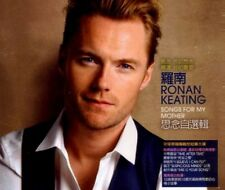 Ronan Keating: Songs for my mother (2009) CD SLIPCOVER TAIWAN