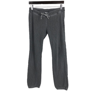 Standard James Perse Womens Pants Jogger Gray  Sweats Loungewear Small  1