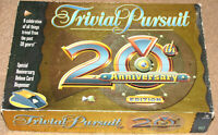Trivial Pursuit 20th Anniversary Edition (2002) - Played Once COMPLETE NEAR MINT