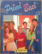PRIMI BACI panini sticker album semicompleto 130/200 semi cpl premiers baisers