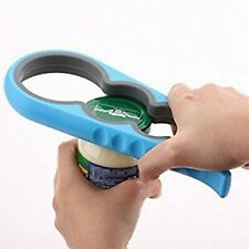 Jar Can Opener – Silicone Easy Grip Jar Openers for Seniors & With Arthritis