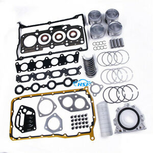 1.8T Engine Rebuilding Kit Fit For VW Golf Jetta Audi A4