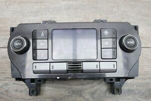 2009 FIAT BRAVO MK2 2007-2014 DIGITAL A/C HEATER CLIMATE CONTROL PANEL 735482711
