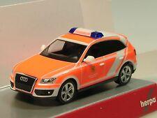 Herpa Audi Q5 Feuerwehr LEIPZIG Einsatzleitung - 092371 - 1:87