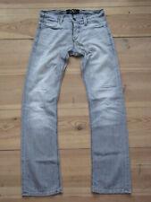 Graue / hellgraue Lee Jeans W32 L34