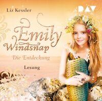 LIZ KESSLER - EMILY WINDSNAP - TEIL 3: DIE ENTDECKUNG    2 CD NEW