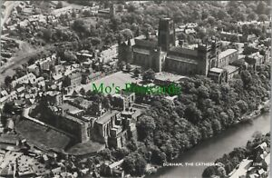 Co Durham Postcard - Aerial View of Durham Cathedral   RR10847
