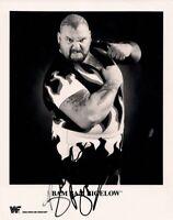 Bam Bam Bigelow WWE WWF Autographed Signed 8x10 Photo REPRINT