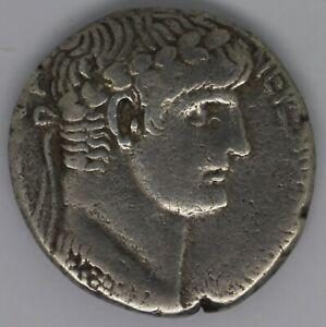 Nero Seleucis and Pieria Silver Tetradrachm