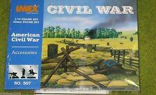 Juego De Accesorios ACW 1/72 IMEX Wargames 507