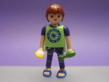 Playmobil homme avec accessoires de Set 5167 Vie en Ville Maison de Poupée (k-3149)