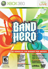 Band Hero (Game Only) Xbox 360 New Xbox 360