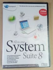 All In One System Suite 8 Pc New Sealed