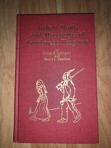Indian Raids and Massacres of Southwest Virginia
