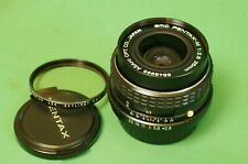 PENTAX SMC Pentax M 35mm f/2.8 wide angle lens Full Frame SLR or Mirrorless