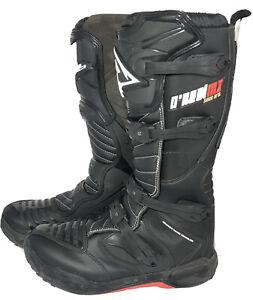 O'Neal Mens Element Motorcycle Boots Off-Road MX Motocross Sz 15 US ATV/Quad