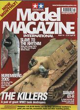 Tamiya Model Magazine # 114 Fine Molds Star Wars Slave One Dragon Jagdtiger