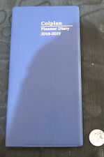 2018 2019 Two Year Colplan Slim Pocket Horiz. Fmt Planner Diary Month To View
