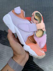 Nike Women's Air Rift Crimson Bliss Size 10 DJ6548-693