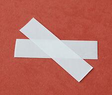 2 x Fiberglasgewebe Streifen Reparatur ca 10 cm Streifen  Fiberglasstreifen