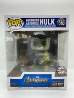 FUNKO POP MARVEL AVENGERS ASSEMBLE HULK #585 MINT CONDITION FAST SHIPPING