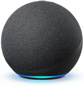 All-new Echo (4th Gen) | With premium sound, smart home hub, and Alexa -4 colors