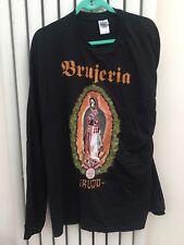 BRUJERIA BRUJA LONG SLEEVE SHIRT T-shirt CARCASS XXL Faith No More Assesino