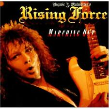 """Y. MALMSTEEN- Marching Out - 33 - 12"""" - Metal Rock"""