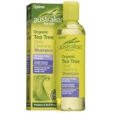 Optima Australian Tea Tree Deep Cleansing Shampoo 250ml