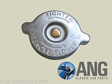 MG MIDGET,AH SPRITE, MGA, MG-TF, MG MAGNETTE ZA ZB 7LB PSI RADIATOR CAP GRC101