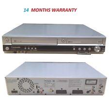 Panasonic Multi Region DMR-EZ45V DVD VCR VHS Digital Recorder SD,FREE 4K HDMI