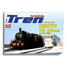 Revista TREN Nº37 Especial RENFE 75 años 1941-1959